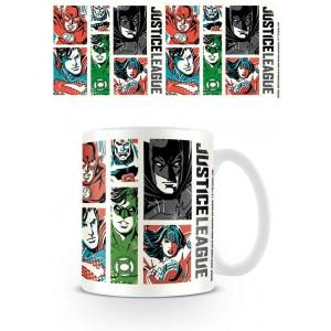Mug Justice League 52 Style - DC Comics
