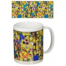 Mug The Simpsons : personnages