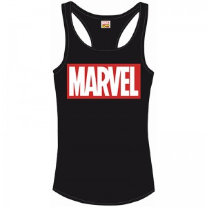 Marvel Comics Women Tank Top