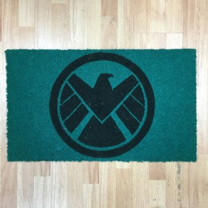 Agents of SHIELD Doormat Marvel 40x60cm