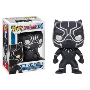 Figurine POP! Black Panther 10cm