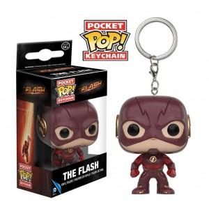 The Flash pop! keychain - CW