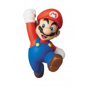 Medicom UDF series 1 New Super Mario Bros Wii figure 6cm