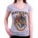 T-shirt Hogwarts femme - Harry Potter