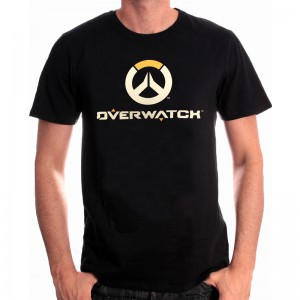 T-Shirt Overwatch logo