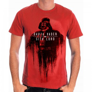 Darth Vader Fade to red T-Shirt - Rogue One
