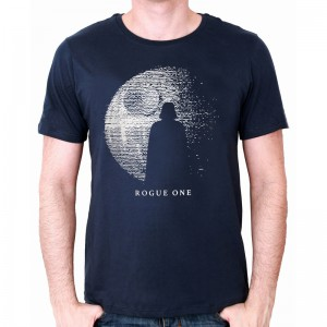 Darth Vader shadow Death Star T-Shirt - Rogue One