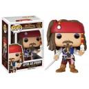 Figurine Captain Jack Sparrow POP! Vinyl 10 cm