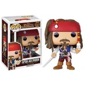Captain Jack Sparrow POP! Vinyl Figure 10 cm