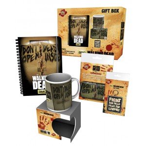 The Walking Dead gift pack Don't Open