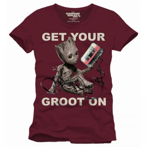 T-shirt Get You Groot On