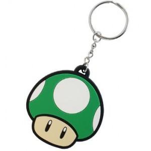 Porte-clé Super Mario : 1-UP Champignon