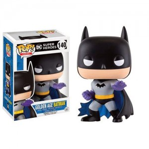 Figurine Golden Age Batman Pop! 10cm