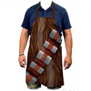 I am Chewbacca kitchen apron