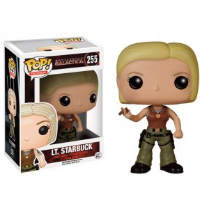 Figurine Pop! Starbuck Battlestar Galactica 9cm