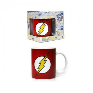 The Flash red mug