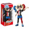 Harley Quinn figure 13cm Rock Candy DC SuperHero Girls