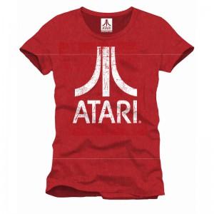 T-shirt Atari rouge