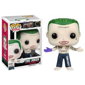 Figurine Joker Suicide Squad POP! Vinyl 9cm