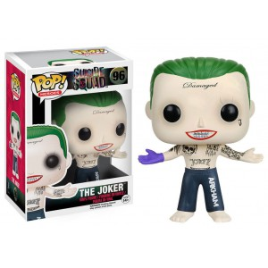 POP! Vinyl Figure The Joker 9cm Suicide Squad