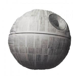 Coussin Etoile Noire de Star Wars