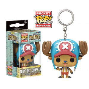 Porte-clés Pop! TonyTony Chopper - One Piece
