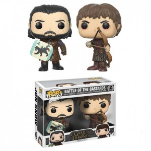Figurines Battle of the Bastards Pop! Vinyl 9cm