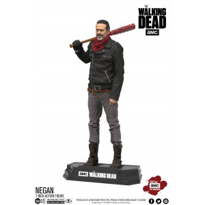 Figurine Negan Color Tops 18cm McFarlane Toys