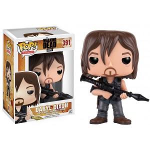 Walking Dead POP! Vinyl figurine Daryl Dixon Rocket Launcher 9 cm