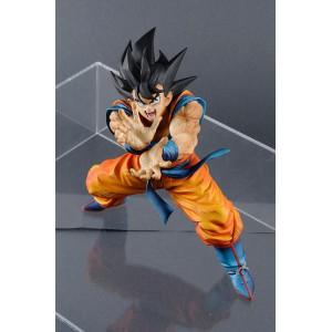 Figurine DBZ - Son Goku Super Kamehameha 20cm