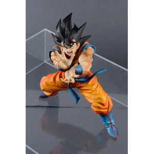Son Goku Super Kamehameha figure 20cm - DBZ
