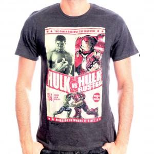 T-shirt Hulk vs Hulkbuster - Avengers 2