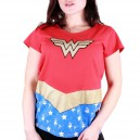 Wonder Woman T-Shirt Women Costume