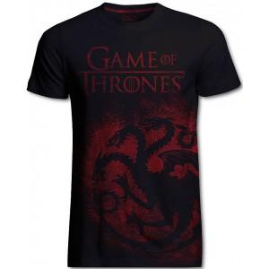 T-Shirt Targaryen Jumbo Print