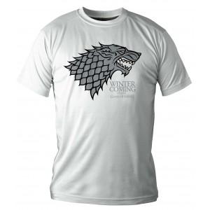 Stark Men t-shirt : Winter Is Coming