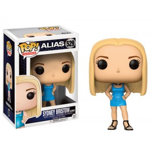 Figurine POP! Sydney Bristow blonde - Alias