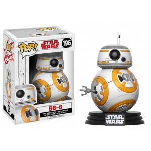 Figurine BB-8 E8 Pop! Vinyle