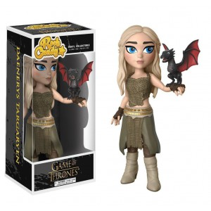 Daenerys Targaryen figure Rock Candy DC SuperHero Girls 13cm