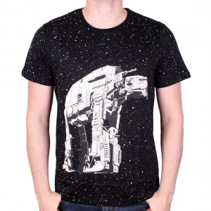 T-Shirt STAR WARS VIII FIRST ORDER AT-M6