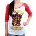 T-shirt Gryffindor Quidditch School