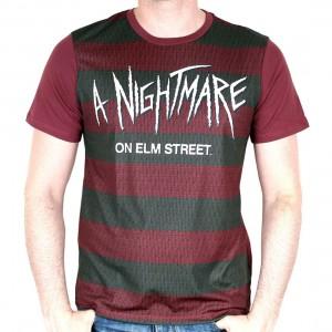 T-shirt Freddy Krueger - Nightmare on Elm Street
