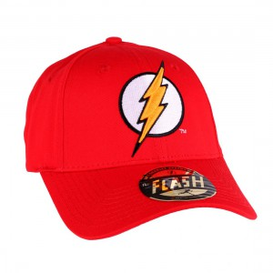 The Flash baseball cap red