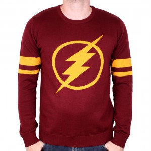 Pull Flash Logo - DC Comics