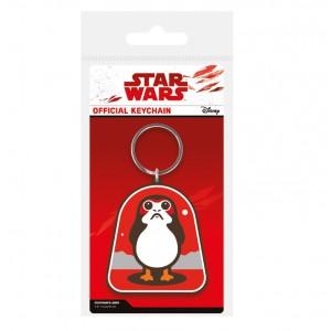 Porte-clés Porg en caoutchouc - Star Wars Episode 8