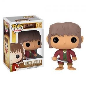 Figurine Bilbo Baggins, le Hobbit