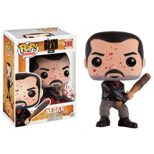 POP! Vinyl Figure Bloody Negan & Lucille 9cm