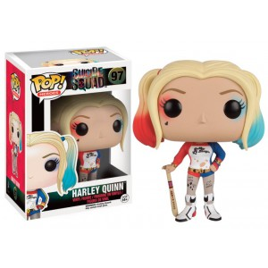 POP! Vinyl Figure Harley Quinn 10 cm - Suicide Squad