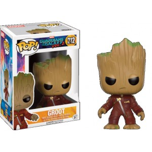 Figurine Young Groot Ravager Angry Pop! Vinyl