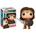 Figurine Wonder Woman Pop! Vinyle du film