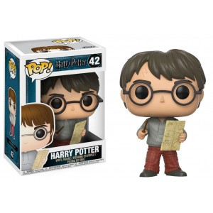 Figurine Harry Potter Pop! Vinyl carte maraudeur 9cm